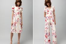 TRENDS: FLORALS AND PRINTS