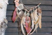 Dream Catcher Ideas / Dromenvanger tuin