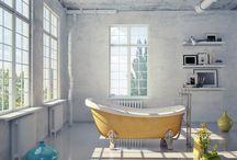 Bespoke Bathroom Renovations / Providing Interior Design Ideas for Bathroom Renovations for any sized home or buisness