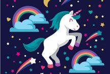 unicornio fofo