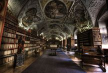 A World of Libraries / Wonderful photos of beautiful and unique libraries from all around the world!