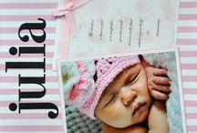 Scrapbooking-Baby / by Lisa Meyer