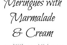 Meringues / The yumminess and versitility of meringue