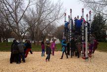 Playgrounds-R-Us News
