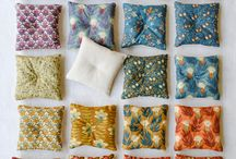Sewing Ideas and Inspiration / A collection of general sewing ideas, inspiration and nifty techniques found on the web. / by The Olive Tree Soap Company