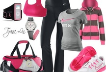 Fitness~Fashions / by Melanie Baudoin