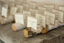 Placecards and Seating