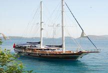 UGUR / #sailing, #yacht, #bluevoyage, #yachtcharter, www.cnlyacht.com