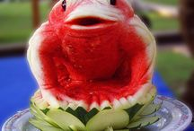 Watermelon Art / by Diane Smith