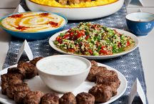 Moroccan feast