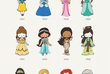 Fajne rysunki księżniczek ❤