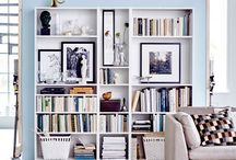 Shelving and decorating