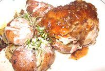 Recipes-Duck breasts