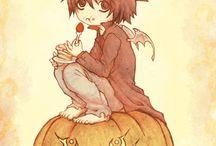 Halloween / Goal = 300 Pics Category = Anime/Manga/Games