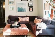 Living Room / by Abigail Wright Letourneau