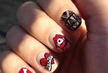 Nail art~