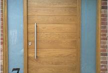 Dvere vchod