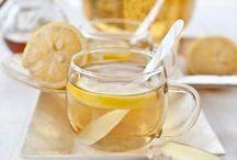 Gember thee / Lekker theetje