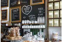 Inspiration salon de thé