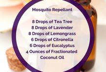 Bug repellents