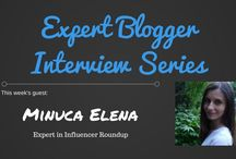 Blogging Tips / Interesting posts about blogging