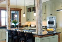 Kitchen Ideas / Everything I'd want my kitchen to be... / by Angela Soule