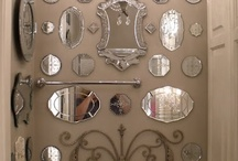I love mirrors! / Mirror, mirror on the wall, wouldn't I like to have them all? / by Dee Samford