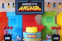 Party Ideas: Arcade/Video Game