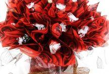 Lindor Chocolate Bouquets