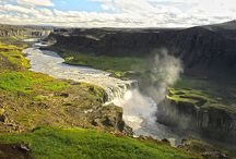 Natural Wonders of Iceland / Best places in Iceland to inspire your next adventure trip.