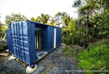 20ft Container house