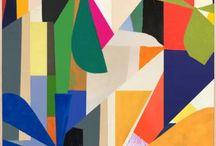 Futurist schilderijen