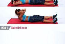 Cviky na břicho