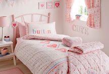 Teagan's bedroom ideas / New home = new room