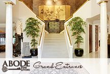Grand Entrances  / by Abode Fine Living Scottsdale