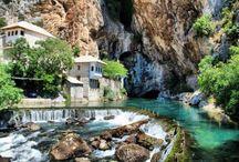 Travel Images - Bosnia