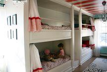 Kids Rooms / by Katherine Sears