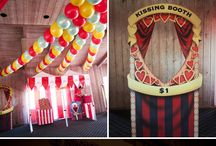 circus theme ideas