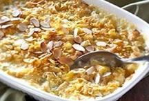 casseroles / pasta dishes / quiche / by Jan Beith