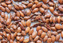 glazed cinnamon nuts