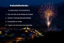 #Alcalalienfestes / Les festes d'Alcalalí es celebren en honor a Sant Joanet i al Cristo de la Salut en juny, i en honor a Sant Miquel en agost.
