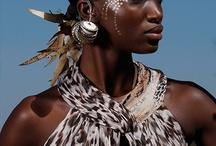 Inspiration til afro