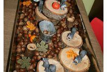 autumn interest table