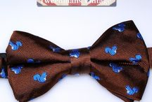 Wildlife Bow Ties / Luxury mens silk wildlife bow ties.  Wildlife themed bow ties @ just £14.99 .. RRP £25!