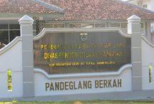 Alamat Sekolah di Kabupaten Pandeglang