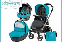 Παιδικά καρότσια 3 σε 1 - Baby Avenue