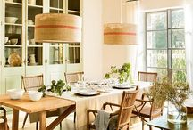 Spaces | Dinning room