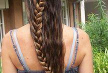 • Haarstijlen •