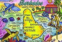 Barbados Souvenirs / What a wonderful way to remember your visit to Barbados, or gifts for family & friends.