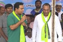 KTR Requests Mega Director For Acting Chance